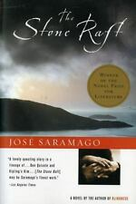 The Stone Raft by José Saramago a paperback book FREE SHIPPING jose