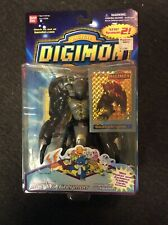 Digimon BlackWarGreymon Digivolving Figure Black WarGreymon Sealed New Bandai