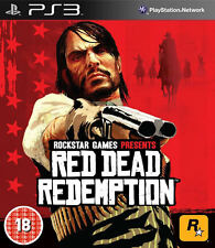 Red dead redemption PS3 * en excellent état *