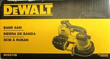 DEWALT DCS370B 18 VOLT 18V CORDLESS PORTABLE BAND SAW, BARE TOOL - NEW!!