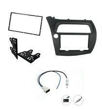 Honda Civic FN 06-11 Double Din Car Stereo Facia and aerial adpt CT23HD11L LHD