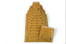 AROFOL tamaño 4 D 180mm X 265mm acolchado bolso de burbuja forrado sobres de correo Caja de 100