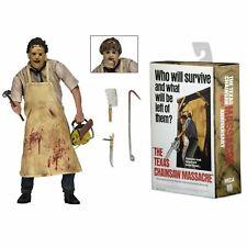 NECA Texas Chainsaw Massacre Leatherface Acción Figura en stock final