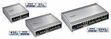 CLARION Marine Audio 2/1 Channel Class D Amplifier XC6210 350W