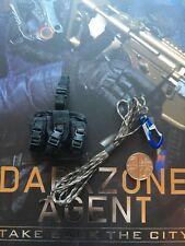 Virtual Toys The Dark Zone Agent Tracy R Ver Drop Leg & Rope loose 1/6th scale