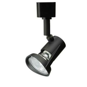 1-Light Black Track Lighting by Lithonia Lighting