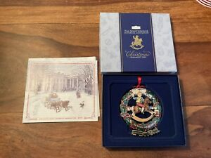 The White House Historical Association 2003 Christmas Ornament