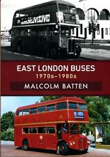 EAST LONDON BUSES 1970s-1980s Transport,Coaches,Green Line,Eastern National,RT