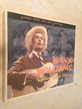 HANK WILLIAMS CD ROCKIN' CHAIR MONEY BCD 16636 AH 2009 COUNTRY