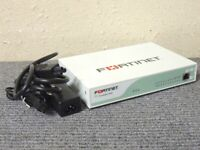 Fortinet Fortigate FG-60D Firewall with Adapter