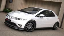 BODY KIT PARAURTI LAMA Splitter anteriore HONDA CIVIC MK8 PRE RESTYLING