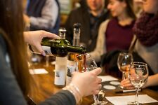 Wine Tasting with Complimentary Tour, Snack and Wine glass for Two