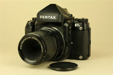 CLA'd Pentax 67 II Medium Format Camera + SMC P Macro 135mm f/4 Lens