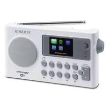 Roberts STREAM107 WiFi DAB+/DAB/FM Digital Radio - White
