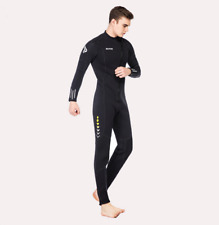 Men Women 3mm Neoprene Scuba Snorkeling Diving Suits Free Dive Long Wetsuits
