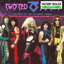 Twisted Sister – The Best Of The Atlantic Years CD NEW