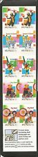 Australia Sc # 1757a Children Tv Programs. Complete Booklet . Mnh