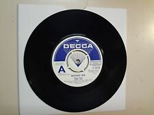 "TOBY JUG:Breakaway Man-Brotherhood-U.K. 7"" 71 Decca Record Co. LTD. F 13173 Demo"