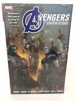 Avengers by Jonathan Hickman Volume 2 #24-44 ++ Marvel Comics Omnibus New Sealed