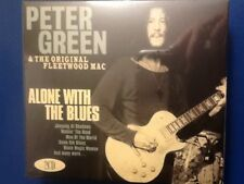 PETER  GREEN S.  FLEETWOOD. MAC.      ALONE. WITH. THE. BLUES.       TWO. DISCS.