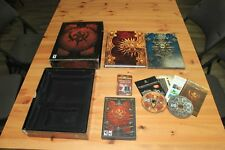 Warhammer Online: Age of Reckoning Collector's Edition (PC, 2008) CIB Used