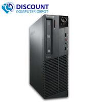 Lenovo Desktop Computer Windows 10 Pro Quad Core i5 PC 16GB RAM 1TB HDD Wifi