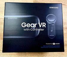Samsung Gear VR Con Controlador Nota 8 Edition SM-R325 - Negro-Como Nuevo