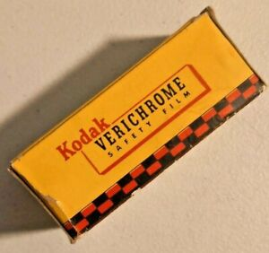 VINTAGE 1950s KODAK VERICHROME V116 FILM NOS Sealed --  2192