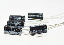 5Pcs 8X16mm 1000uf 16V  105C