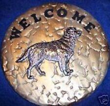 Retriever dog  mold plaster concrete reusable casting mould
