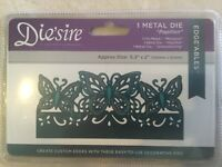 Die'sire Edge'ables Papillon Die by Crafter's Companion NEW