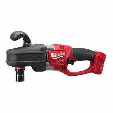"Milwaukee 2708-20 18V Li-Ion 7/16"" Hex Cordless Right Angle Drill - Skin Only"