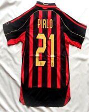 Camiseta / Jersey Retro Pirlo Milan 2006