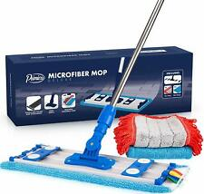Microfiber Mop Kit - Professional Mops for Floor Cleaning