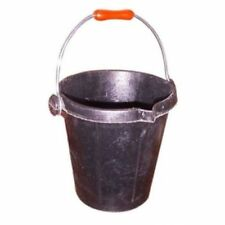 Real Rubber Unbreakable Bucket 3 Gallon (15ltrs)