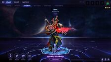 Heroes of the Storm - Zeratul + Ronin Skin Code - Region Free - Within 8 Hours!