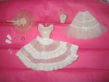 Vintage Barbie # 966 Plantation Belle Lace Variation Near Complete NM