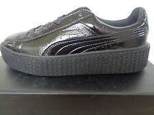 Puma Fenty Creeper wrinkled patent Rihanna shoes 364465 01 uk 5 eu 38 us 7.5 NEW