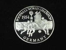 Nicht zertifizierte Fußball internationale Münzen