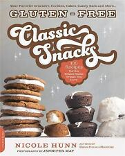 Gluten-Free Classic Snacks: 100 Recipes for the Brand-Name Treats You Love (Glu