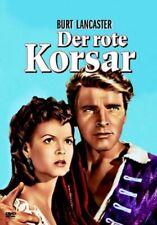 Der rote Korsar * DVD * mit Burt Lancaster  - Piraten Abenteuerfilm  NEU / OVP