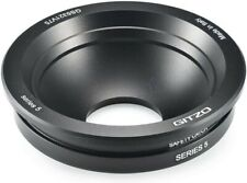 Gitzo Systematic 75mm Bowl Head Adapter for Series 5 Tripods