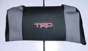 Toyota Tacoma 2005 - 2008 TRD Seat Covers - OEM NEW!