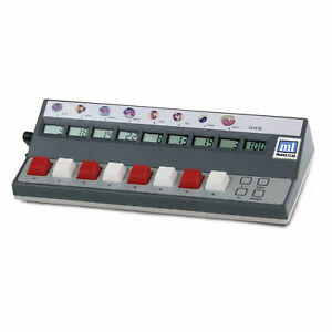 8-Key Cell WBC Digital Differential Counter with Totalizer  1 ea