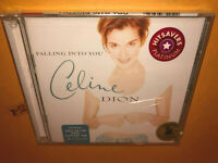 CELINE DION cd FALLING INTO YOU hits BECAUSE U LOVED ME all coming back to m now