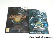 Nintendo Wii Game - Metroid Prime Trilogy (Complete) {HOL}