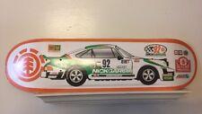 Rare nos Element Nick Garcia  Skateboard Deck Porsche CUP 911 Powell FA SUPREME
