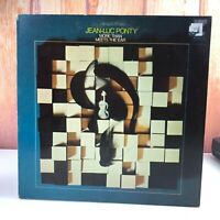 Jean-Luc Ponty More Than Meets the Ear 1969 LP Pacific Jazz ST-20134 VG+ Vinyl