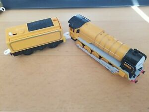 Thomas & Friends Trackmaster Motorized Murdoch Engine With Tender , 2004