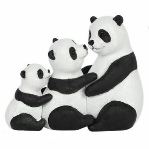 Panda Family Ornament